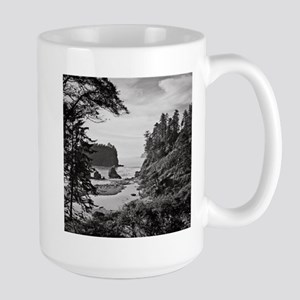 Ruby Beach, Olympic Nat Stainless Steel Travel Mug